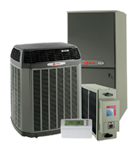 Whole House permanent emergency standby power generators installed by Bornstein Sons protect and power your home.