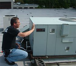 Bornstein Sons services all makes and models of commercial heating systems