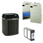 Bornstein Sons provides rapid repair or replacement of your central air conditioning unit in northern and north central NJ.