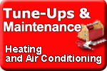 Contact Bornstein Sons 1.800.287.6651 to maintain your heating and air condtitioning systems for energy efficiency and optimum performance.