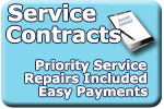 Save money on repairs with a Bornstein Sons Service Contract: Priority Service and Coverage Options available.