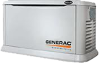 Borntein Sons installs Generac Emergency Standby Backup Generators for your NJ home