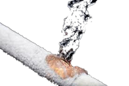 Annual furnace and boiler maintenance may help avoid frozen pipes during very cold weather.