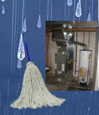 Bornstein Sons can service your gas furnace to determine if a flooded basement has damaged it
