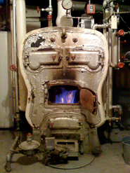 Your old NJ Steam Boiler requires expert, experienced service. Contact Bornstein Sons for service in northern NJ 1.800.287.6651