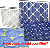 Bornstein Sons recommends that you change your disposable air filter monthly. title=