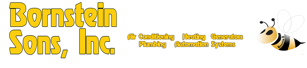 Bornstein Sons, Your local NJ Air Conditioning, Heating, Plumbing, Generator and Home Automation Experts