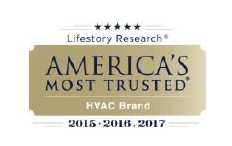 Trane is America's Most Trusted HVAC Brand 2015, 2016, 2017.png
