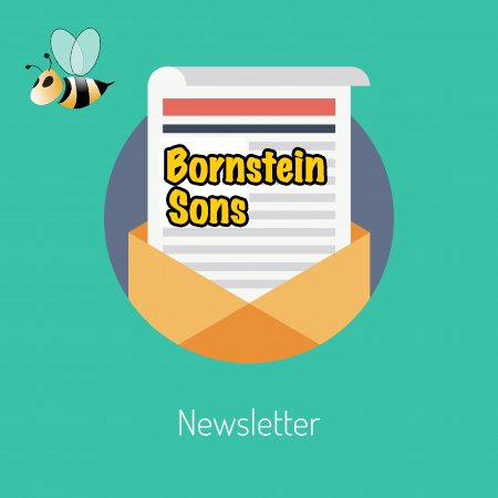 Sign up for Bornstein Sons Newsletter